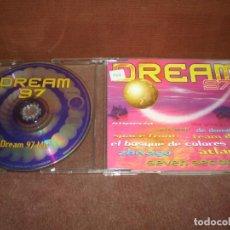 CDs de Música: CD SINGLE PROMO DREAM 97 MIX - CAJA FINA PLASTICO. Lote 194351873