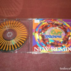 CDs de Música: CD MAXI SINGLE CUT 'N' MOVE / PEACE LOVE HARMONY 4 TRACKS VERSIONES. Lote 194353540