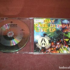 CDs de Música: CD MAXI SINGLE MAYDAY LIVE RAVE DORTMUND 30-4-94 - 4 TRACKS . Lote 194354277