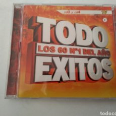 CDs de Música: CD TODO EXITOS VOL I DOBLE CD. Lote 194354740
