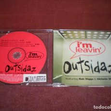 CDs de Música: CD MAXI SINGLE OUTSIDAZ / I M LEAVIN - 4 TRACKS. Lote 194354915