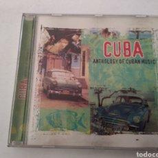 CDs de Música: CD CUBA. Lote 194354963