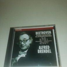 CDs de Música: ALFRED BRENDEL, BEETHOVEN, PIANO SONATAS... . Lote 194357423