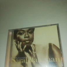 CDs de Música: SARAH VAUGHAN, THE ESSENTIAL . Lote 194357530