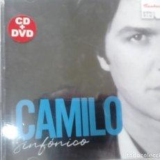CDs de Música: CAMILO SESTO SINFONICO. Lote 194358966
