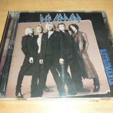 CDs de Música: DEF LEPPARD 2 CD RETROMANIA ,HYPER RARE SONY/BMG 2010 - IRON MAIDEN-MOTLEY CRUE * RAREZA*. Lote 194359452