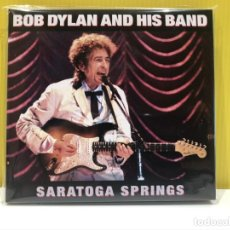 CDs de Música: BOB DYLAN - SARATOGA SPRINGS - CRYSTAL CAT 2CD. Lote 194359636
