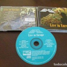 CDs de Música: SHY - CD - LIVE IN EUROPE - TONY MILLS - HARD ROCK - AOR. Lote 194360360