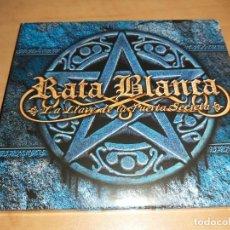 CDs de Música: RATA BLANCA CD LA LLAVE..DIGIPACK. SPANISH PRESS,PIES RECORDS 2005-MAGO DE OZ-AVALANCH-SAUROM. Lote 194360678