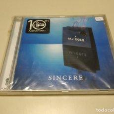 CDs de Música: 0220- MJ COLE SINCERE 5429162 CD NUEVO RE/PRECINTADO LIQUIDACIÓN!!. Lote 194367422