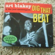 CDs de Música: TRIPLE CD. ART BLAKEY. DIGIPACK. BUENA CONSERVACION. Lote 194368810