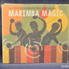 CDs de Música: MARIMBA MAGIC - 3 RD GENERATION AZUMAH CULTURAL GROUP - CD. Lote 194369353