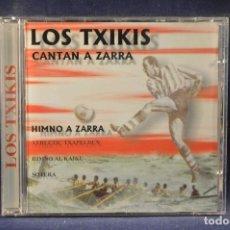 CDs de Música: LOS TXIKIS - HIMNO A ZARRA - CD . Lote 194370506