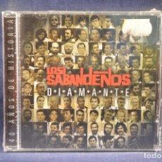CDs de Música: LOS SABANDEÑOS - DIAMANTE - CD. Lote 194371015