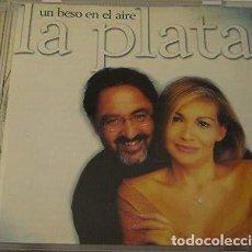 CDs de Música: LA PLATA - UN BESO EN EL AIRE - CD. Lote 194381362