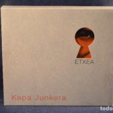 CDs de Música: KEPA JUNKERA - ETXEA - CD . Lote 194381373