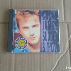CDs de Música: COLIN JAMES - SUDDEN STOP CD 1990. Lote 194381587