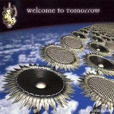 CDs de Música: SNAP ! - WELCOME TO TOMORROW - CD. Lote 194381803