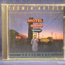 CDs de Música: TXOMIN ARTOLA - BERRIZ ARTE - CD . Lote 194382121
