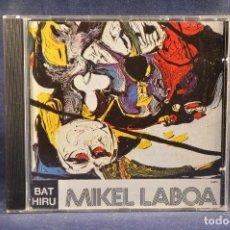 CDs de Música: MIKEL LABOA - BAT HIRU - CD . Lote 194382411