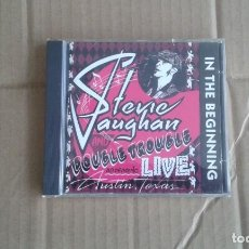 CDs de Música: STEVIE RAY VAUGHAN & DOUBLE TROUBLE - IN THE BEGINNING CD 1992. Lote 194383065