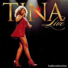 CDs de Música: TINA TURNER - TINA LIVE - 2XCD. Lote 194383285