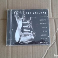 CDs de Música: STEVIE RAY VAUGHAN - A TRIBUTE TO STEVIE RAY VAUGHAN CD 1996. Lote 194383332