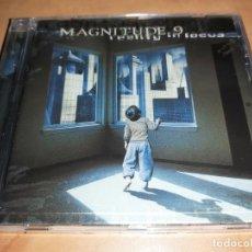 CDs de Música: MAGNITUDE 9 CD REALITY..1ST PRESS 2001 PROGRESSIVE METAL-DREAM THEATER - SYMPHONY X *PRECINTADO. Lote 194384567