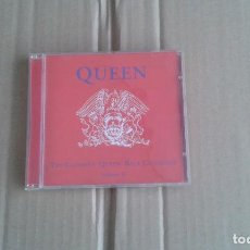 CDs de Música: QUEEN - THE ULTIMATE QUEEN BACK CATALOGUE VOLUME II CD 1994 NO OFICIAL. Lote 194384861