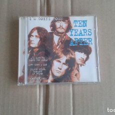 CDs de Música: TEN YEARS AFTER - I´M GOING HOME CD 1996. Lote 194385776