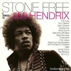 CDs de Música: STONE FREE (A TRIBUTE TO JIMI HENDRIX) - CD. Lote 194391961
