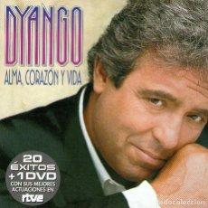 CDs de Música: CD ALBUM + DVD: DYANGO - ALMA, CORAZÓN Y VIDA - CD 20 TRACKS - EMI MUSIC SPAIN - AÑO 2005. Lote 194392331
