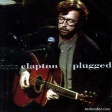 CDs de Música: ERIC CLAPTON - UNPLUGGED - CD . Lote 194395827