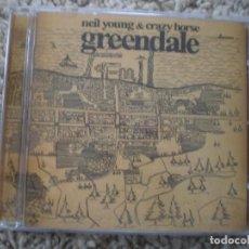 CDs de Música: CD. NEIL YOUNG. GREENDALE. LIBRETO. MUY BUENA CONSERVACION. Lote 194397796