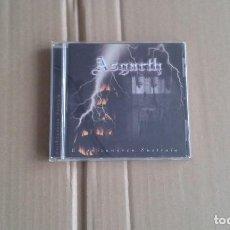 CDs de Música: ASGARH - ETORKIZUNAREN SUSTRAIA CD 2000. Lote 194397955