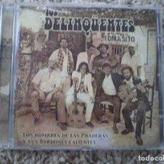 CDs de Música: CD. LOS DELIQUENTES. TOMASITO. LIBRETO. MUY BUENA CONSERVACION.. Lote 194397976