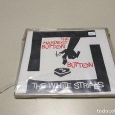 CDs de Música: 0220- THE HARDEST BUTTON THE WHITE STRIPES CD NUEVO REPRECINTADO LIQUIDACIÓN!!. Lote 194398466