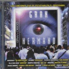 CDs de Música: == A142 - CD - GRAN HERMANO - 2 CD'S. Lote 194398945