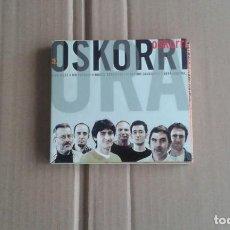 CDs de Música: OSKORRI - URA CD 2000. Lote 194399716
