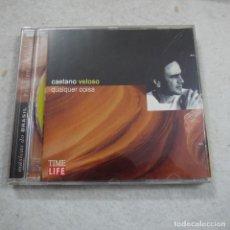CDs de Música: CAETANO VELOSO - QUALQUER COISA - CD . Lote 194406882