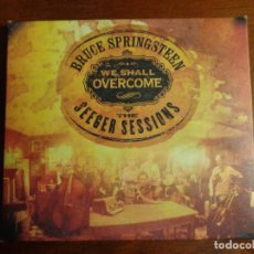 CDs de Música: BRUCE SPRINGSTEEN ‎– WE SHALL OVERCOME - THE SEEGER SESSIONS - 2006 - CD + DVD. Lote 194488282