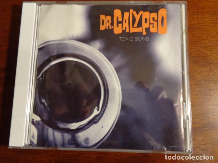 DR. CALYPSO - TOXI SONS - (Música - CD's Reggae)