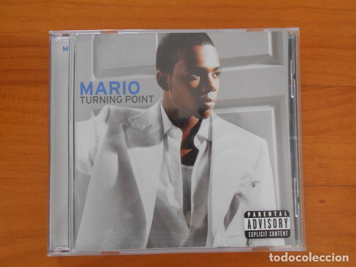 CD MARIO - TURNING POINT (ED) (Música - CD's Jazz, Blues, Soul y Gospel)