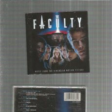 CDs de Música: THE FACULTY. Lote 194513853