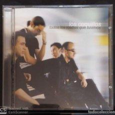 CDs de Música: LOS COQUILLOS (TODOS LOS ROSTROS QUE TUVIMOS) CD 1999. Lote 194517903