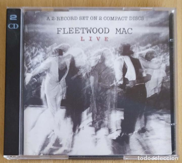 FLEETWOOD MAC (LIVE) 2 CD'S 2000 (Música - CD's Rock)