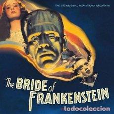 CDs de Música: LA NOVIA DE FRANKENSTEIN - THE BRIDE OF FRANKENSTEIN MÚSICA COMPUESTA POR FRANZ WAXMAN . Lote 194520128