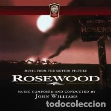 CDs de Música: ROSEWOOD (2 CDS) MÚSICA COMPUESTA Y DIRIGIDA POR JOHN WILLIAMS EDICIÓN LIMITADA DE 3500 COPIAS . Lote 194520608