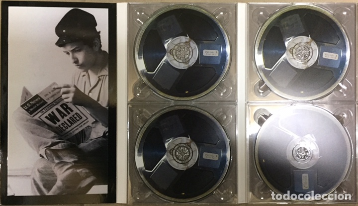 CDs de Música: BOB DYLAN - RADIO RADIO - Volumen 1, 2, 3 y 4 - THEME TIME RADIO HOUR - Foto 3 - 194520708