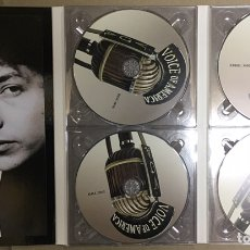 CDs de Música: BOB DYLAN - RADIO RADIO - VOLUMEN 1, 2, 3 Y 4 - THEME TIME RADIO HOUR. Lote 194520708